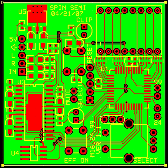 Spin Semiconductor :: View topic - PCB layout examples
